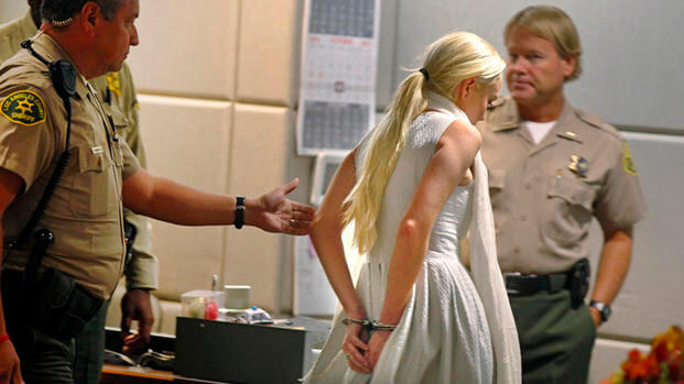 Famous American Celebrities Who Have Hired Bail Bond Services