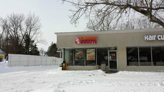Glastonbury Police Files Charges Against Alleged Dunkin' Donuts Burglar