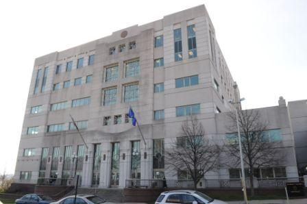 State Courthouse in Middletown Middlesex, CT
