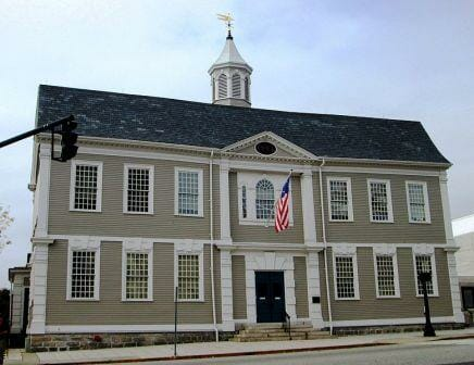 New London County Connecticut Superior Court
