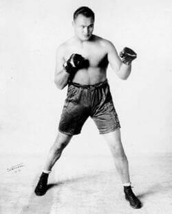 Jack Renault boxing
