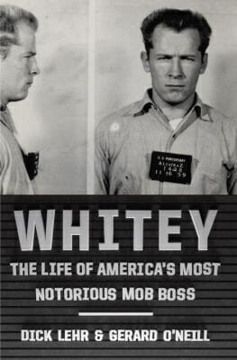 Whitey photo when arrested
