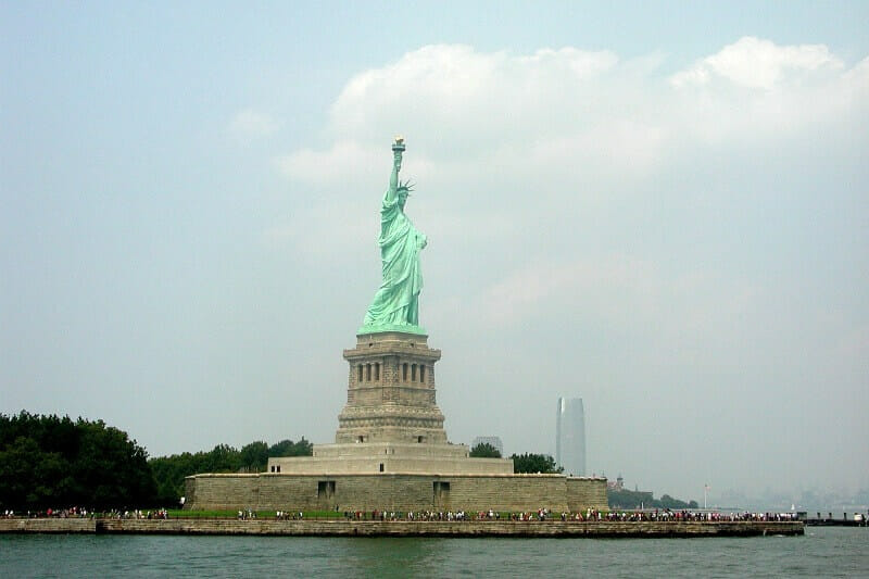 Liberty Statue in USA