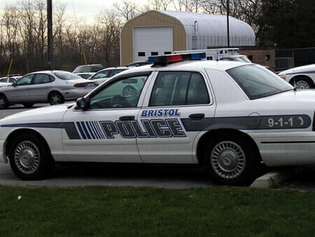 Bristol CT police department