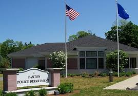 Canton CT police department