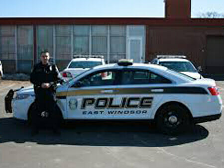 East Windsor CT police department