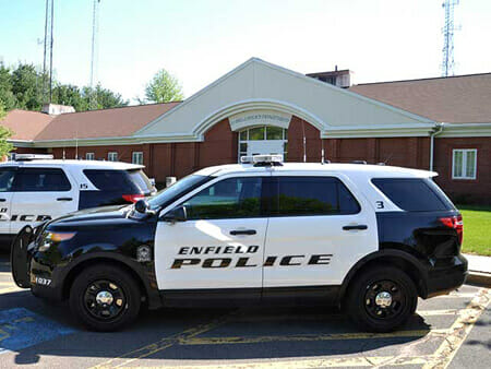 Enfield CT police department
