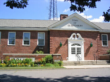 Glastonbury CT police department