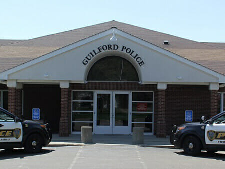 Guilford CT police department