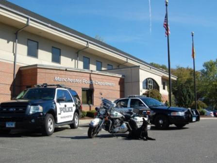 Manchester CT police department