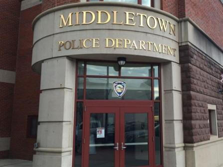 Middletown CT police department
