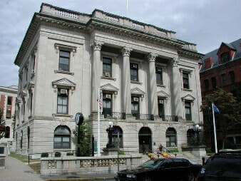 New London CT probate court