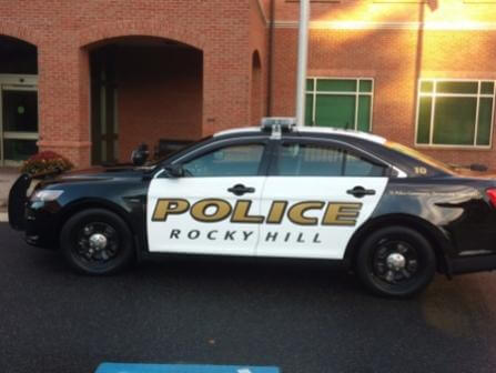 Rocky Hill CT police department