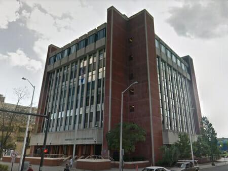 Superior Court housing session in Bridgeport, CT