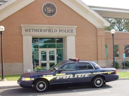 Wethersfield CT police department